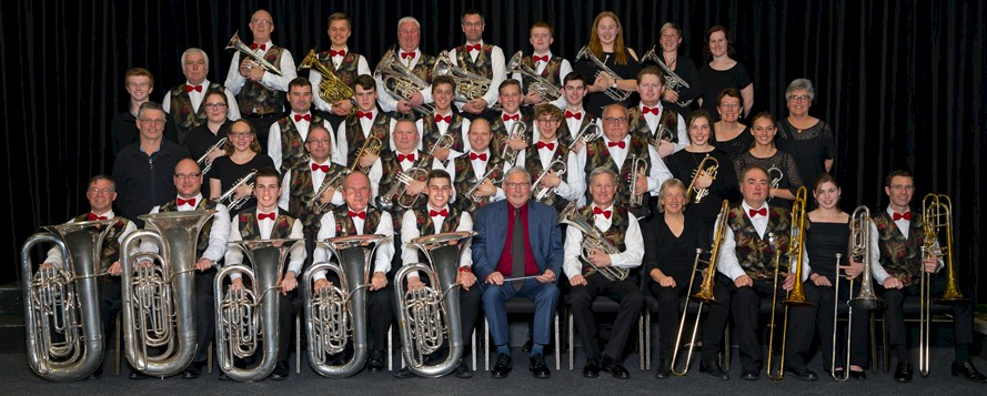 2018 National Brass Band Championships, Blenheim